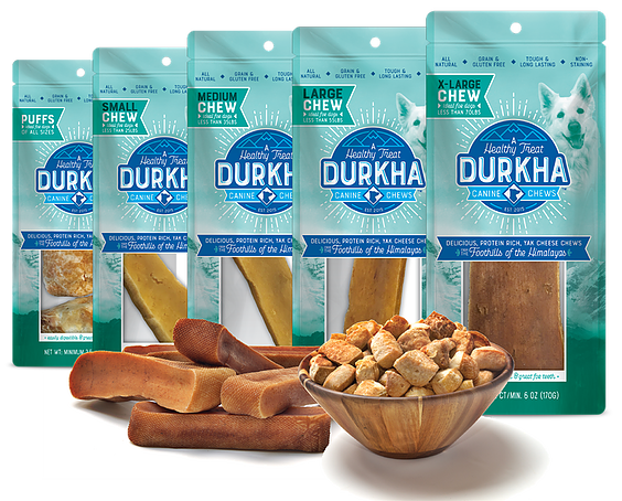Durkha Yak chews are Here